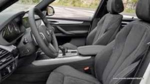 Interiors 2014 BMW X5 M50d