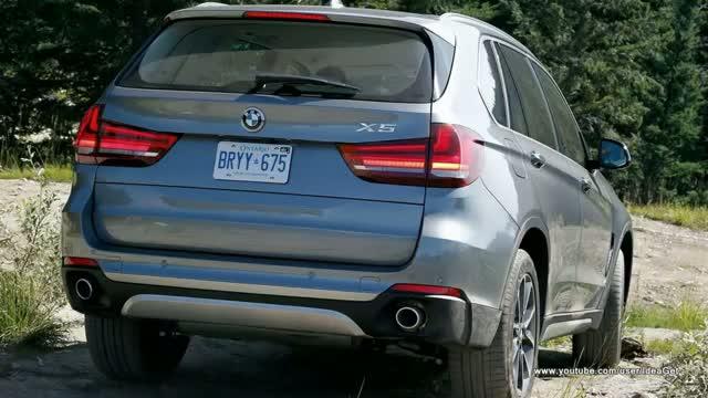 2014 BMW X5 Off Road Drive Pics