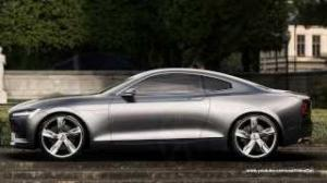 2013 Volvo Coupe Interiors and Exteriors Design Concept