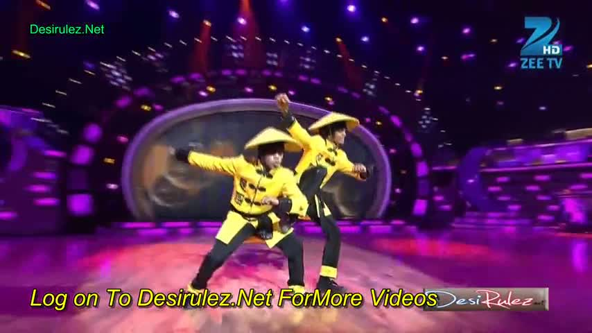 Dance India Dance (DID) Season 4 - 16th November 2013 - Episode 7 - Part 5/5