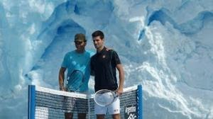 Novak and Rafa's Excellent Adventure in Argentina