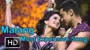 """Malang"" : Most Expensive Song Ever! 