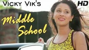 Middle School - New Punjabi Video Song of 2013 | By Vicky Vik | Music by Desi Crew