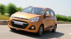 Hyundai Grand i10 sedan to debut in Q1 FY 2014-15