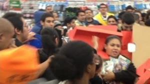Shoppers gearing up for 'Black Friday' madness