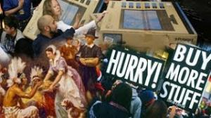 Black Friday 2013 Fights less awesome than Black Friday fights 400 years ago