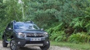 2013 Frankfurt Motor Show: Dacia (Renault) Duster facelift interior revealed