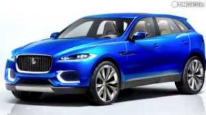 2013 Frankfurt Motor Show: Jaguar C-X17 SUV Concept revealed