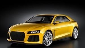 2013 Frankfurt Motor Show: Audi to showcase Sport Quattro concept