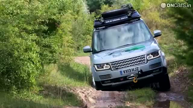 2013 Frankfurt Motor Show: Land Rover announces its first-ever hybrid Range Rovers