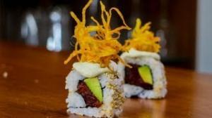 Spicy Tuna Sushi Roll Recipe - Delicious Food