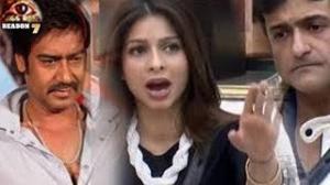 Ajay Devgan Threatens Bigg Boss 7 to EVICT Tanisha