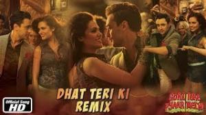 Dhat Teri Ki - Remix - Gori Tere Pyaar Mein - Imran Khan & Esha Gupta