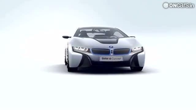 2013 Frankfurt Motor Show: BMW to debut the i8