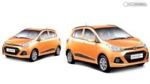Hyundai Grand i10 revealed; To launch next month