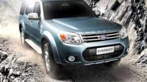 Ford Everest (Endeavour) facelift launched in Indonesia