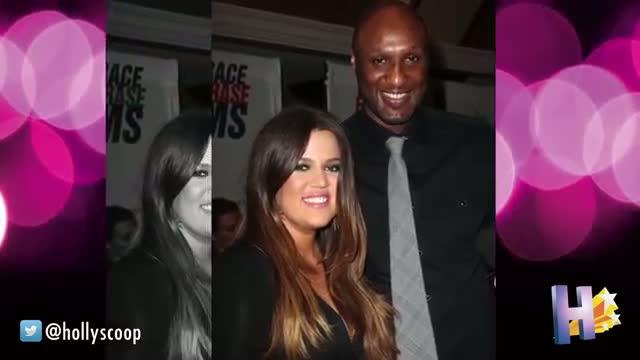 Lamar Odom Threatening Khloe Kardashain with $ex Tape?