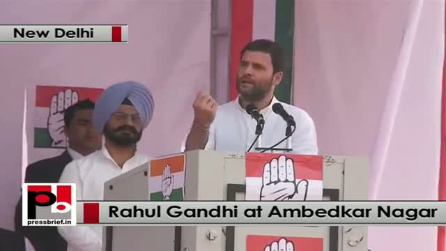 Rahul Gandhi in Delhi: Delhi is a mini-Hindustan