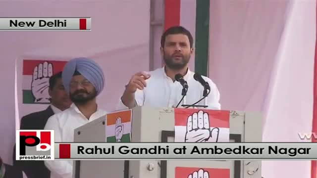 Rahul Gandhi in Delhi: Entire country's energy is visible here