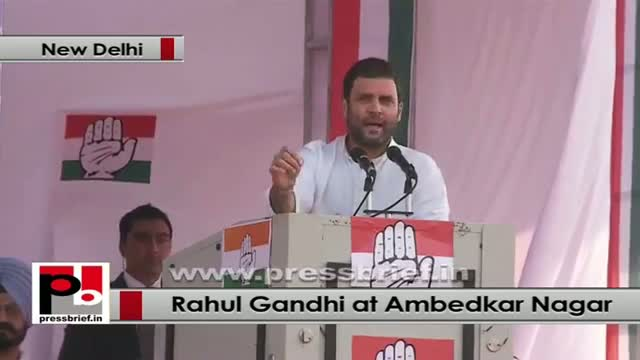 Rahul Gandhi in Delhi: Congress wants to take everyone along