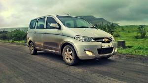 Chevrolet Enjoy User Experience Review India
