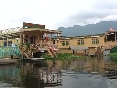 DAL LAKE - JAMMU & KASHMIR VIDEO