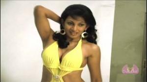 Hot Bikini Model Photo Shoot Desi Bikini Babe