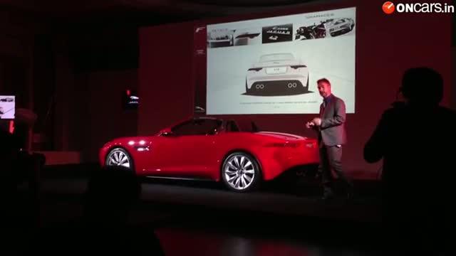 Jaguar F-type Exterior & Interior Design Explained