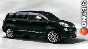 Fiat reveals 500L MPW