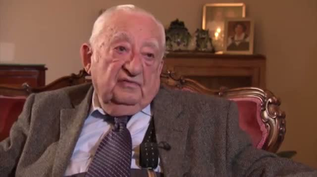 Survivors Recall Escape From Nazis As Children
