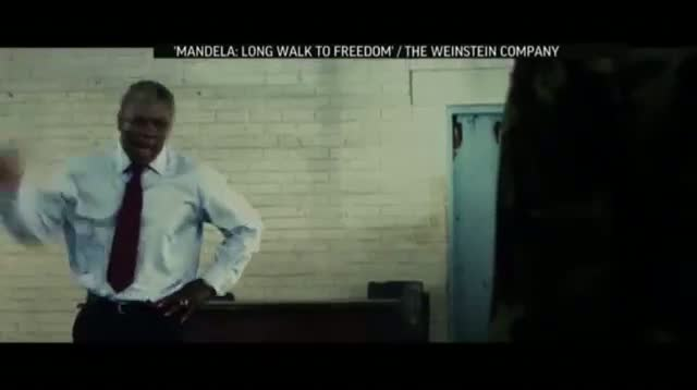 Idris Elba Inspired by Nelson Mandela