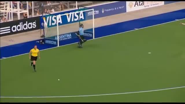 NEW ZEALAND vs CHINA - Women's Women Hockey World League Final Argentina Pool B [30/11/13]