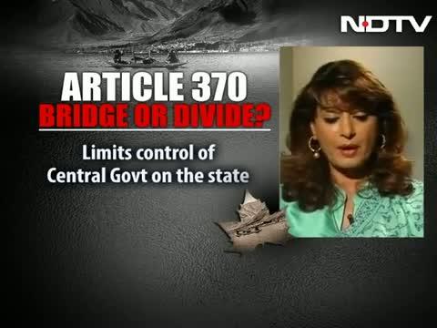 Article 370: Bridge or divide?