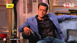 Koffee With Karan (Season 4) - Rapid Fire with Salman Khan (Deleted Scenes)