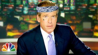 NBC's Brian Williams Raps Snoop Dogg