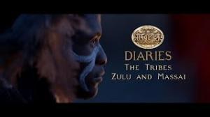 Chander Pahar Diaries - Episode 06 - The Tribes - Zulu & Massai - Behind The Scenes ft. Dev, Kamaleswar Mukherjee - Bangla Show