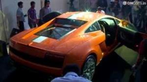 Video: Lamborghini Gallardo Limited Edition launched in India