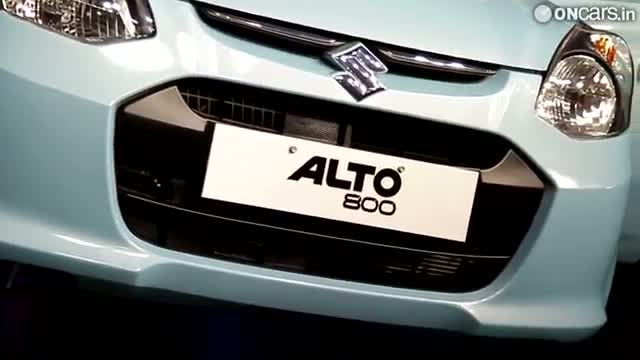 Maruti Suzuki Alto 800 available in VXI trim with additional features