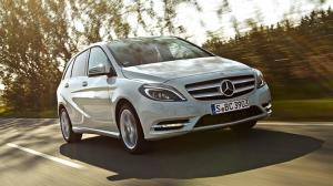 Mercedes Benz B-class User Experience Review