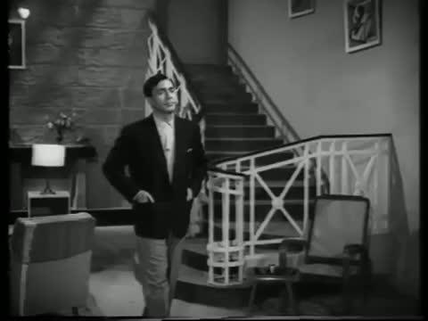 Koi Aaya Dhadkan Kehti Hai - Classic Hindi Romantic Song - Lajwanti (1958) - Nargis, Balraj Sahni