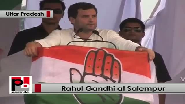 Rahul Gandhi: Congress has been the government of poor and women