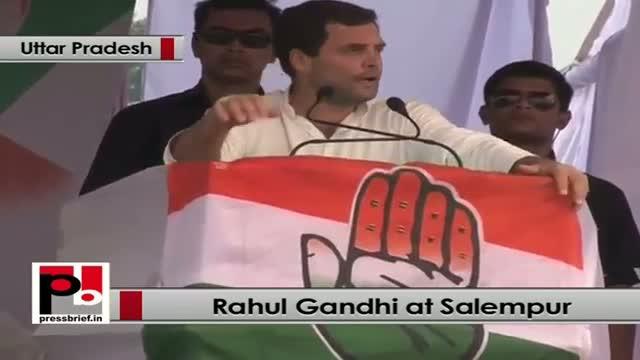 Rahul Gandhi: Congress is pro-farmer