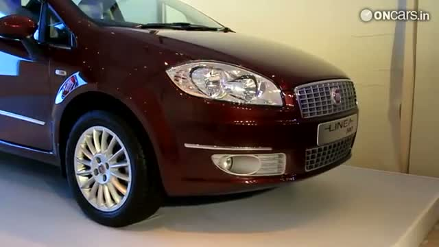 2013 Fiat Linea T-Jet launched in India at Rs 7.60 lakh