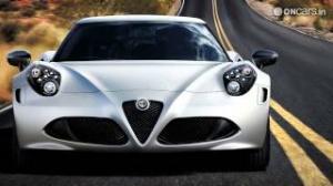 Alfa Romeo 4C headed for Goodwood