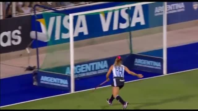 Goal of the Day - Women's Hockey World League Final Argentina