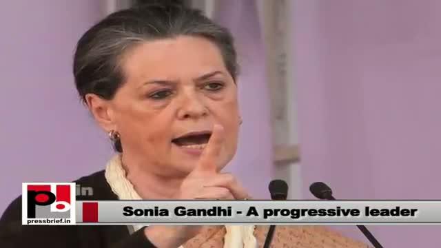 Sonia Gandhi: Iron lady of modern era