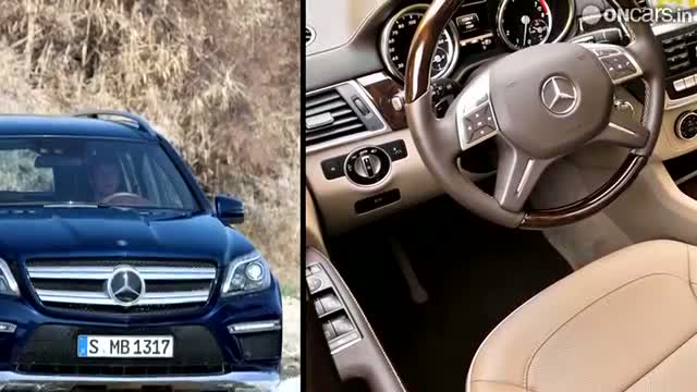2013 Mercedes-Benz GL-Class launched in India at Rs 77.5 lakh