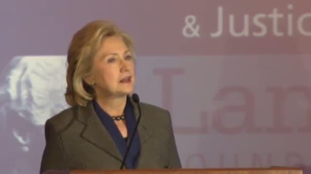 Clinton: Mandela-man of Courage, Contradictions