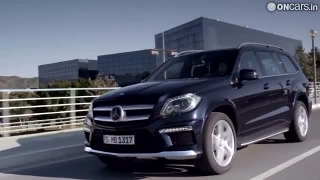 2013 Mercedes Benz GL-Class recalled over loose seatbelt