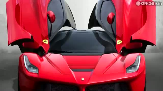 Extreme Ferrari LaFerrari in works
